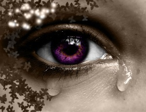 A Tear In Your Eyes